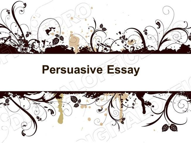 Persuasive Writing Lesson PowerPoint - Slideshare