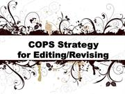 Revising & Editing Powerpoint (MS Standard 3a)