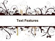 Text Features Powerpoint (MS Standard 2a)
