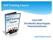 SAP Training Course