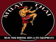 EQUIPMENTS USED FOR MUAY THAI MARTIAL ARTS