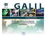 Galil's High Performance Ethernet Controllers & Drives for Robotic