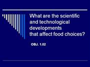 1.01 Food technology