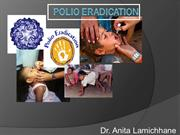 polio eradication program