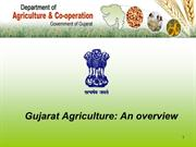 crop management in gujarat