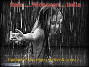Monsoon Tourism Fun in Rain