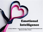Emotional Intelligence Lovelyn