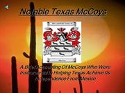 Notable Texas McCoys3final