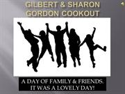Gilbert Father's Day Cookout