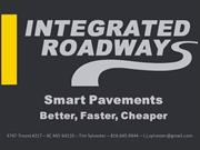 Tim Slyvester- Integrated Roadways - iKC FireUp
