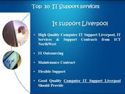 Top 10 It Support Services