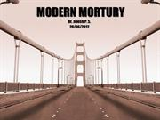 MODERN MORTUARY