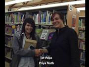 Library Competition Winners 2012