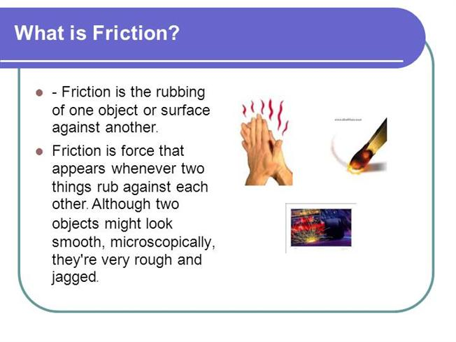 friction is a necessary evil essay Necessary evil something bad that must exist or occur in order for something good to happen these days, student loans are a necessary evil in order to get an education that .
