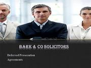 Bark & Co Solicitors powerpoint