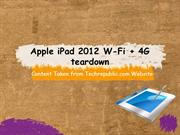 Apple iPad 2012