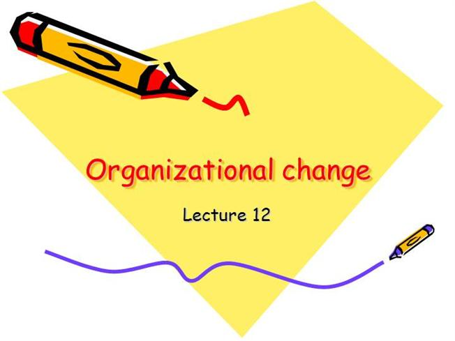 Models & theories of planned change in od |authorstream.
