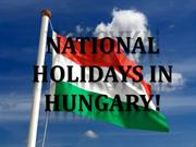 Hungarian Holidays