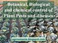 Management of Pests and Diseases - By Dr.A.Balu, IFGTB.