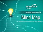 'Raptivity Evolve' Mind Map