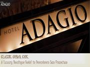Downtown San Francisco Luxury Hotel - Hotel Adagio