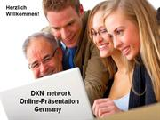DXN Germany presentation