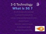 Utkarsh 3-G Technology