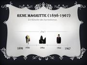 Rene Magritte Powerpoint