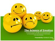The Science of Emotion.