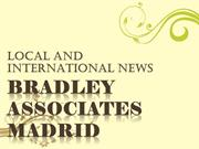 BRADLEY ASSOCIATES MADRID