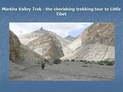 Markha Valley Trek - the cherishing trekking tour to Little Tibet