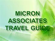 Top 10 Micron Associates world tourists plugs