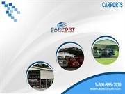 Carport Empire - Ultimate Source for Carports, Steel Barns and Garages