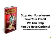 Stop Foreclosure Free Foreclosure Help