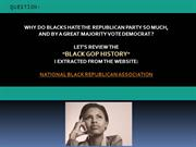 Black Republican Facts