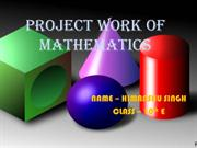ppt of maths