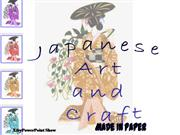 Japanesse art and craft
