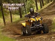 ATV Helmets your 1st Priority!