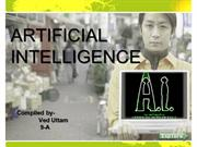 ARTIFICIAL INTELLIGENCE Show