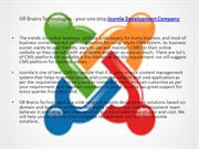 Joomla - Benefit And Why Joomla Is Better For Your Website