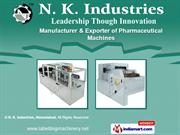 Industrial Machineries by N. K. Industries, Ahmedabad, Ahmedabad
