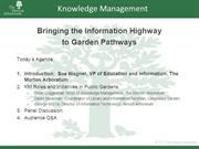 Knowledge Management Wagner