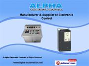 Electronic Control Product by Alpha Electronic Controls, Thane