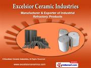 Industrial Refractory Products by Excelsior Ceramic Industries, Thane