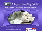 Clay Products by Ashapura China Clay Private Limited, Mumbai
