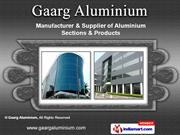 Aluminium Products by Gaarg Aluminium, Nagpur