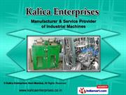 Paper Glass Machine by Kalica Enterprises Navi Mumbai, Navi Mumbai