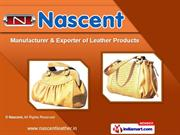 Leather Bags & Accessories by Nascent, Kolkata