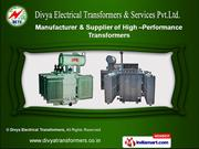 Transformer Oven by Divya Electrical Transformers, Hyderabad