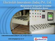MCC Panels by Electrofab Innovations (India) Pvt. Ltd., Nashik